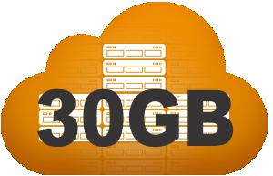 Correo Empresarial 30 GB espacio