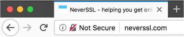 HTTPS o falla: el plan de Chrome para etiquetar sitios como «No seguro»